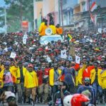 Demo Anti Rasisme Papua